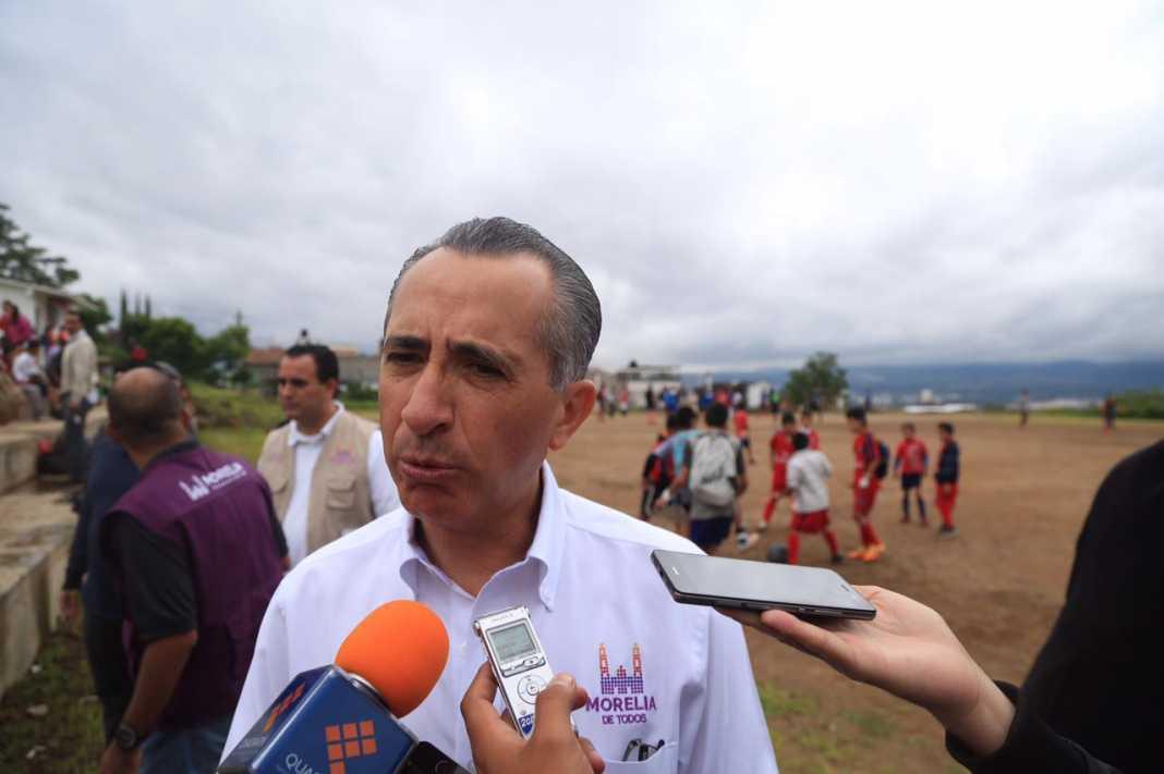 Ayuntamiento sin demandas por daños en Quinceo