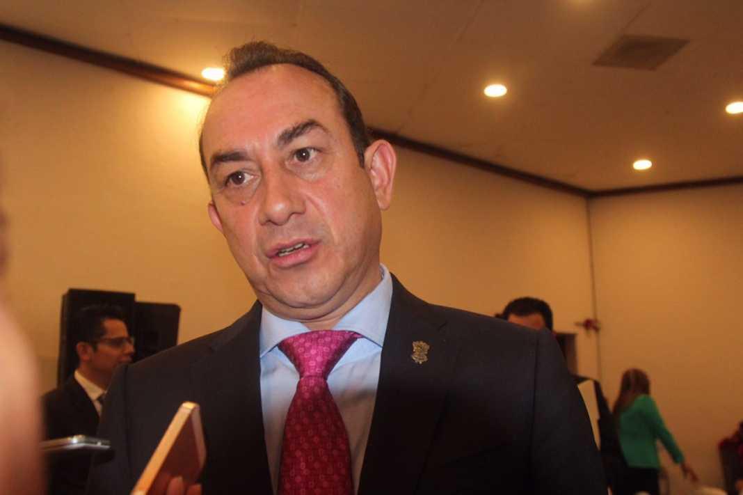 Ante rumor de renuncia de dirigente del PRD, Antonio Soto no se descarta por el cargo