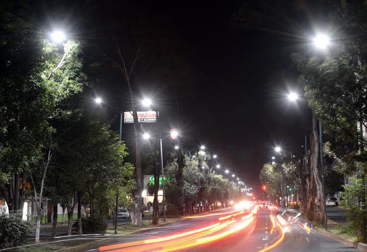 Alrededor de 10 mdp ahorra Ayuntamiento con nuevas luminarias