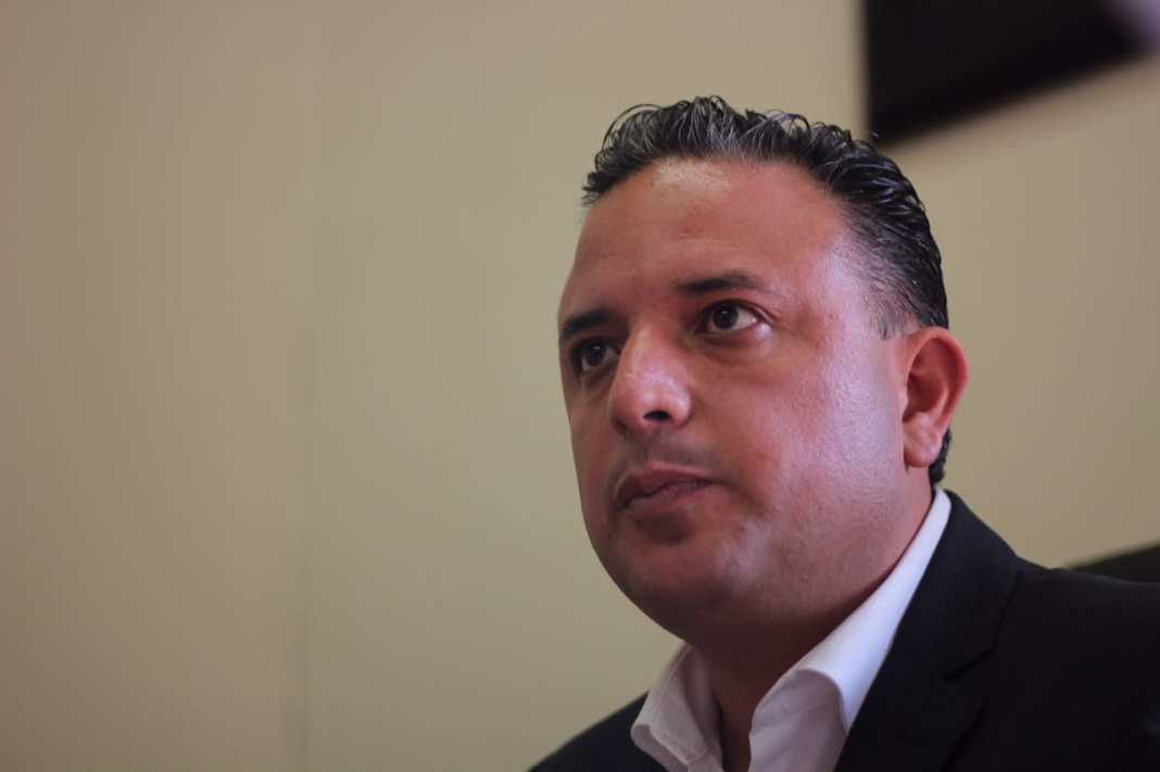 Carlos Quintana será candidato del frente por Morelia