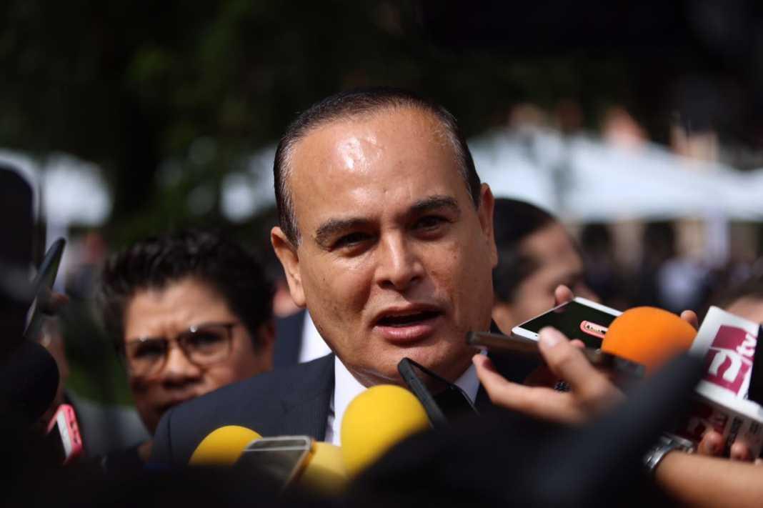 Desistí de fiscal porque se politizó; terminando me voy a la playa: Godoy Castro