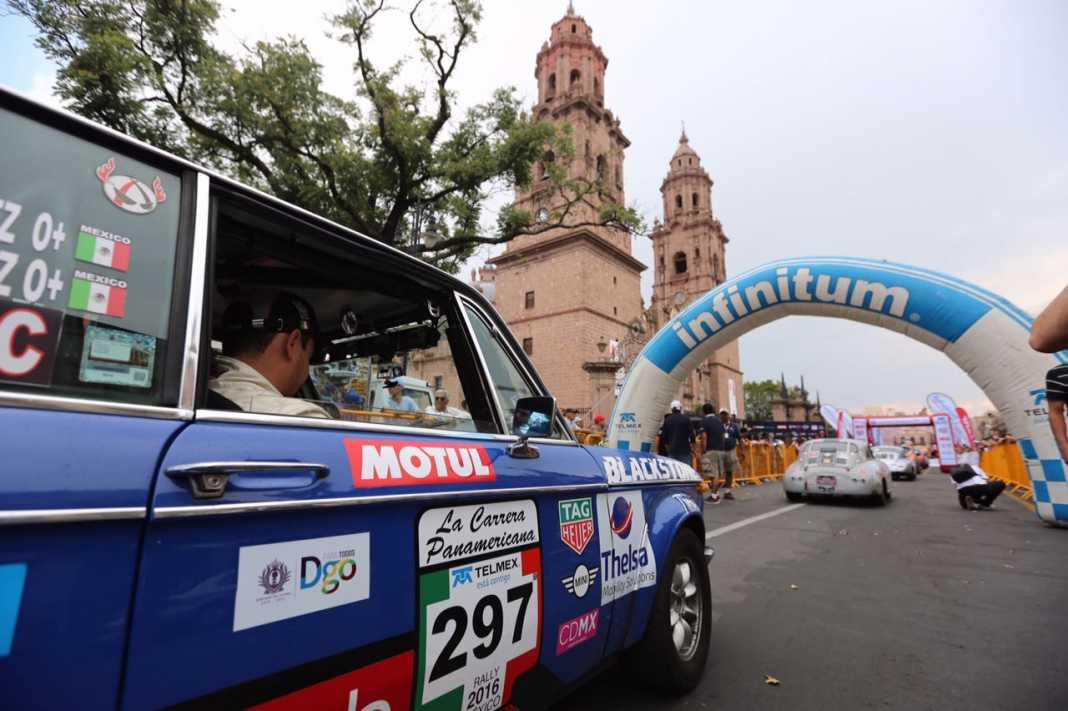 Espectacular la cuarta etapa de la Carrera Panamericana - Contramuro ...