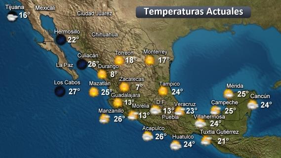 El clima hoy contramuro noticias en michoac n - Temperatura en mataro ahora ...