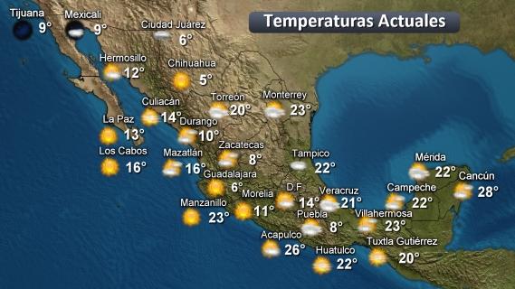 Clima de hoy chihuahua