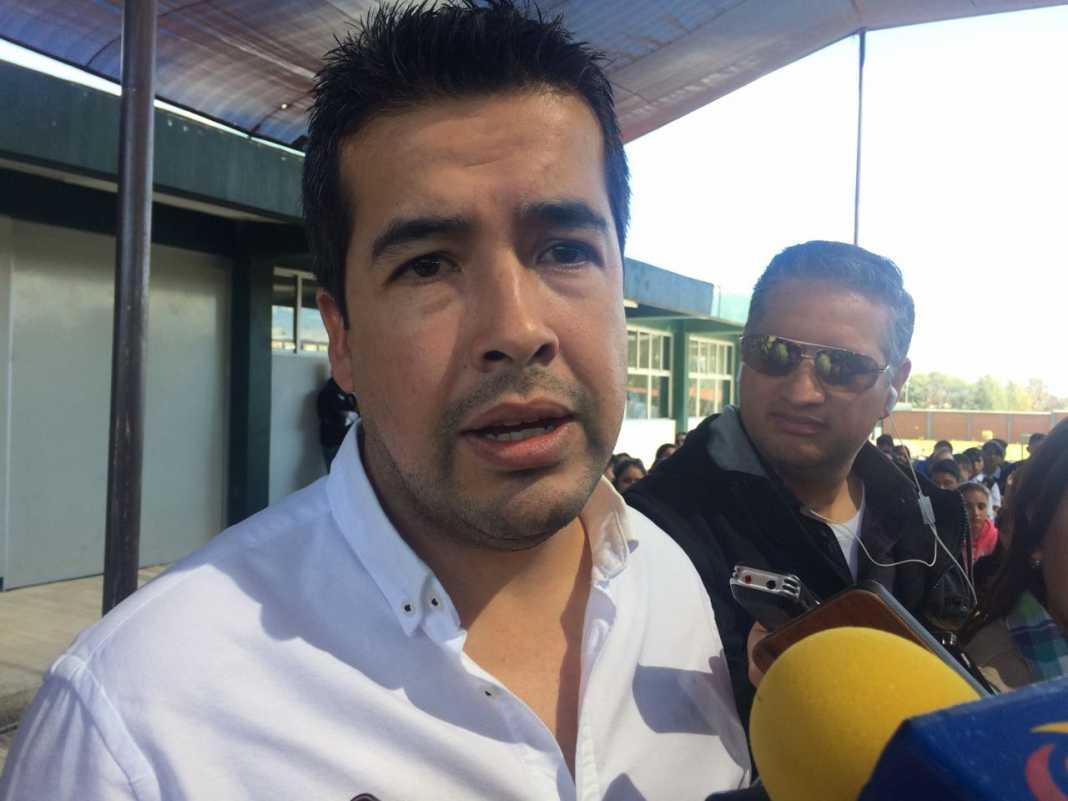 atentan Carlos Paredes alcalde