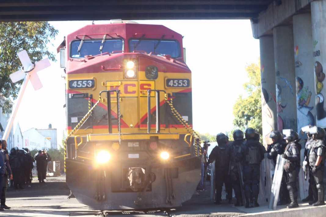 Urgente la salida del tren de la mancha urbana