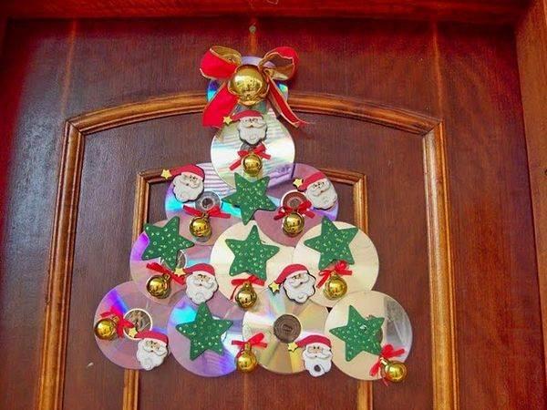 Adornos De Navidad De Material Reciclado Noticias De Michoacán
