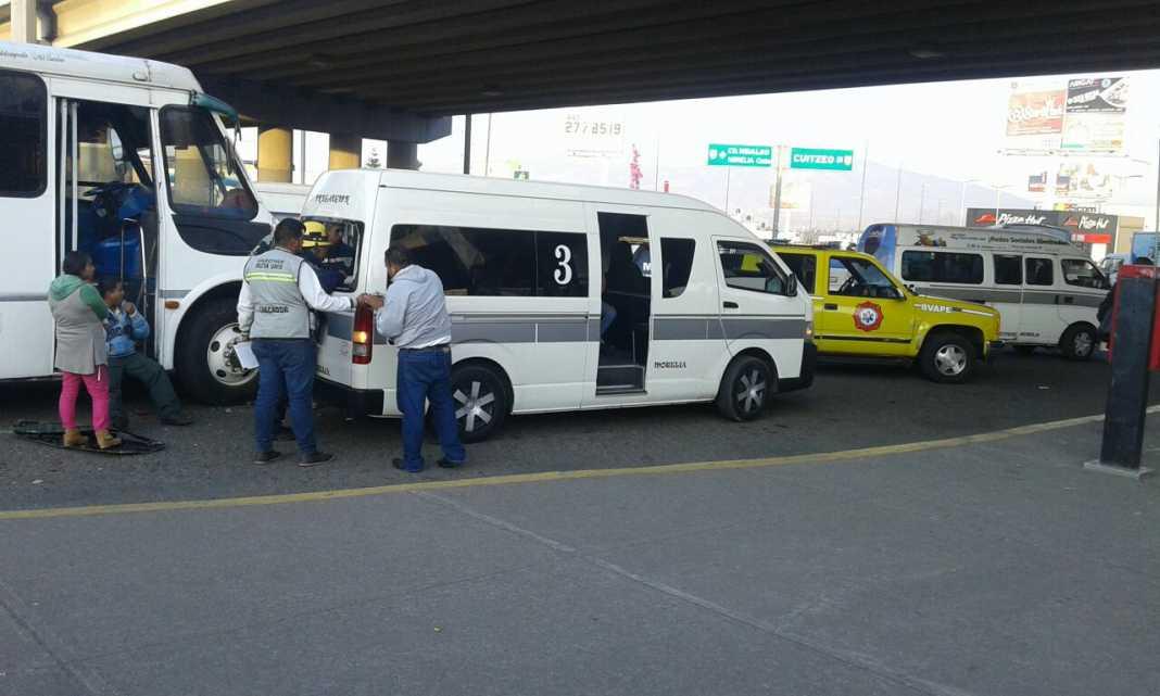 Cerca de 300 transportistas se suman a la verificación: SEMACCDET