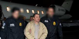 """Avalan incrementar cargos contra """"El Chapo"""""""
