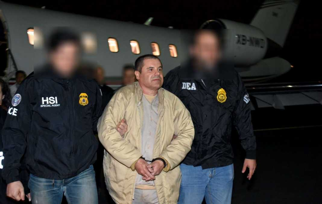 """Sobornaba """"El Chapo"""" a la Interpol"""