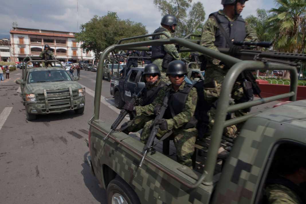 Permanecerá Ejército en las calles: Segob