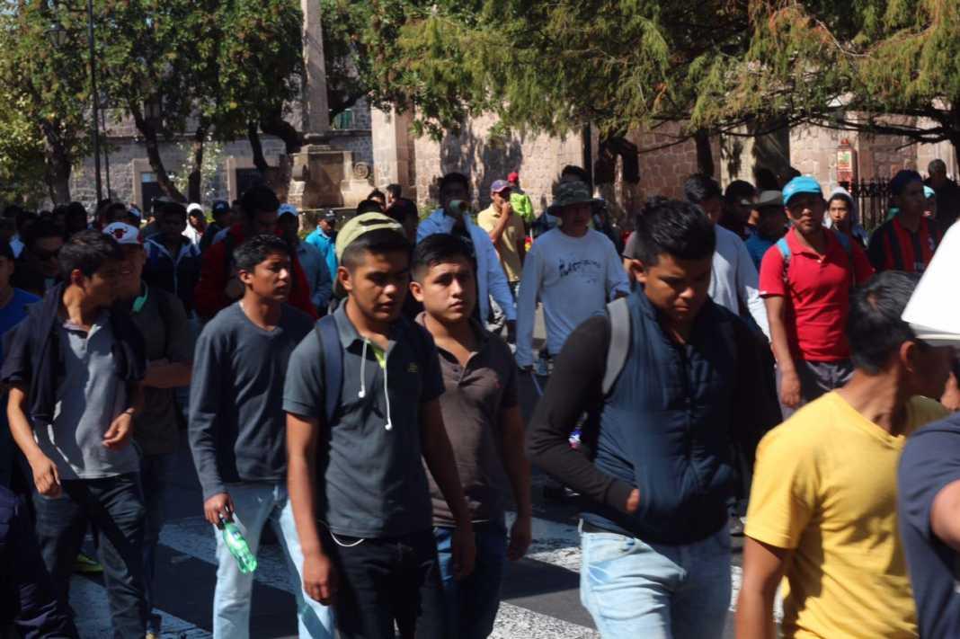 4 mil condonaciones a moradores de albergues de la UMSNH