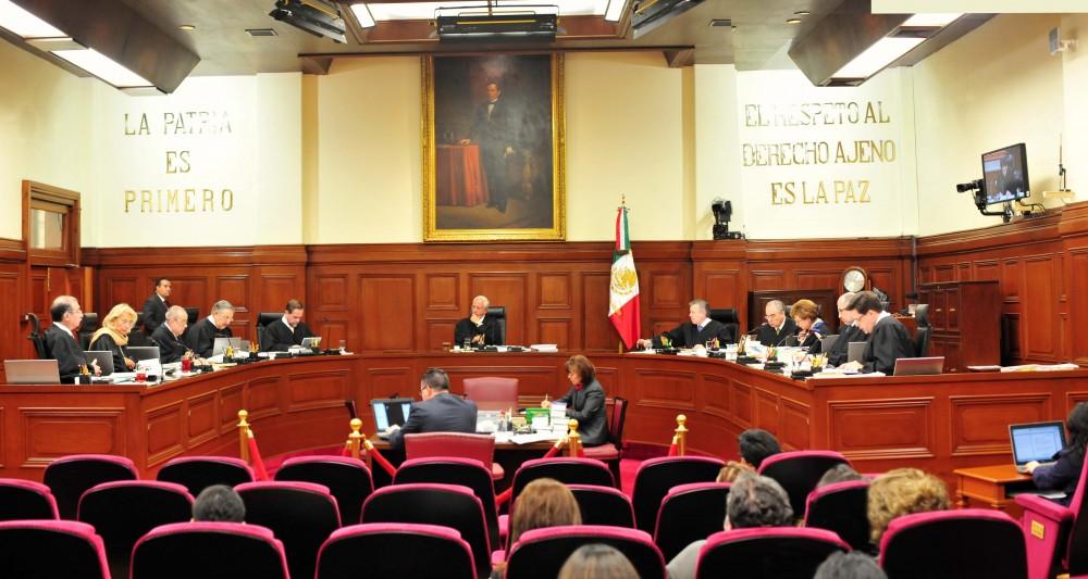 Proponen elegir ministros de la SCJN por voto popular