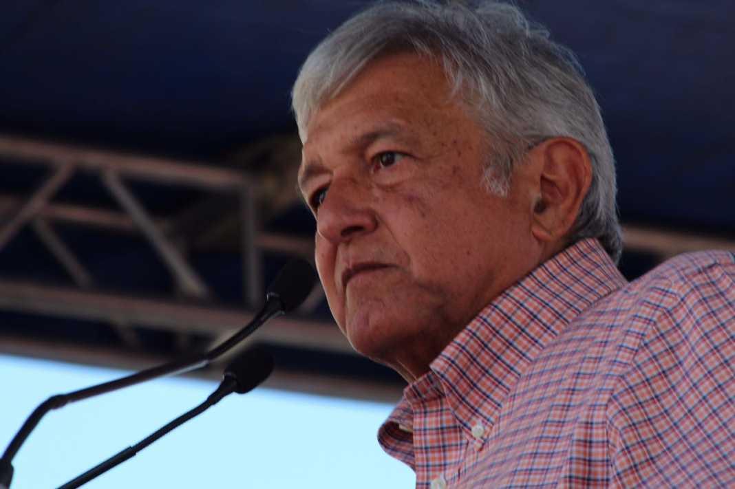 Obrador contempla la amnistía al narco