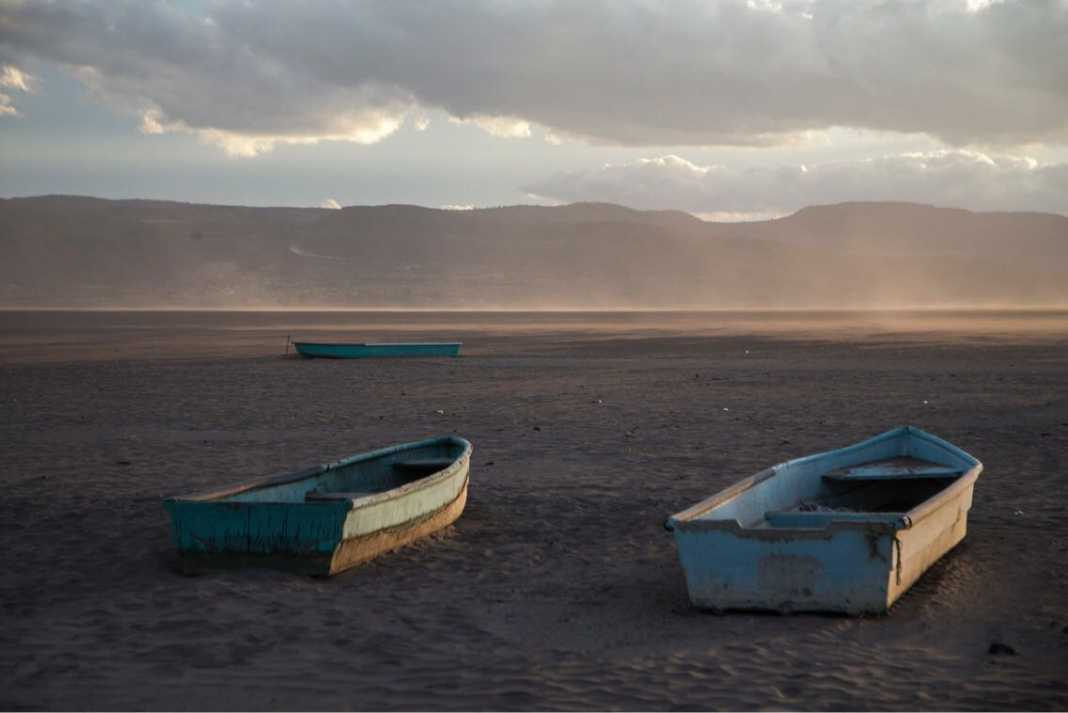 salvar el Lago de Cuitzeo