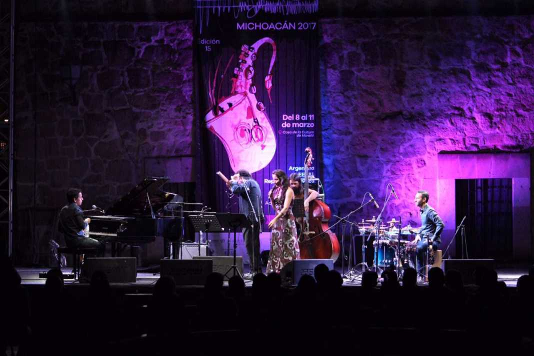 Michoacán se encuentra listo para recibir el Jazztival