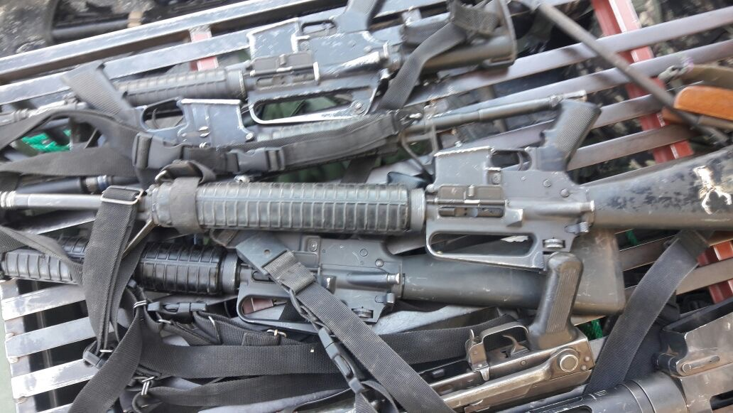 Arman en Guerrero a niños contra grupo criminal