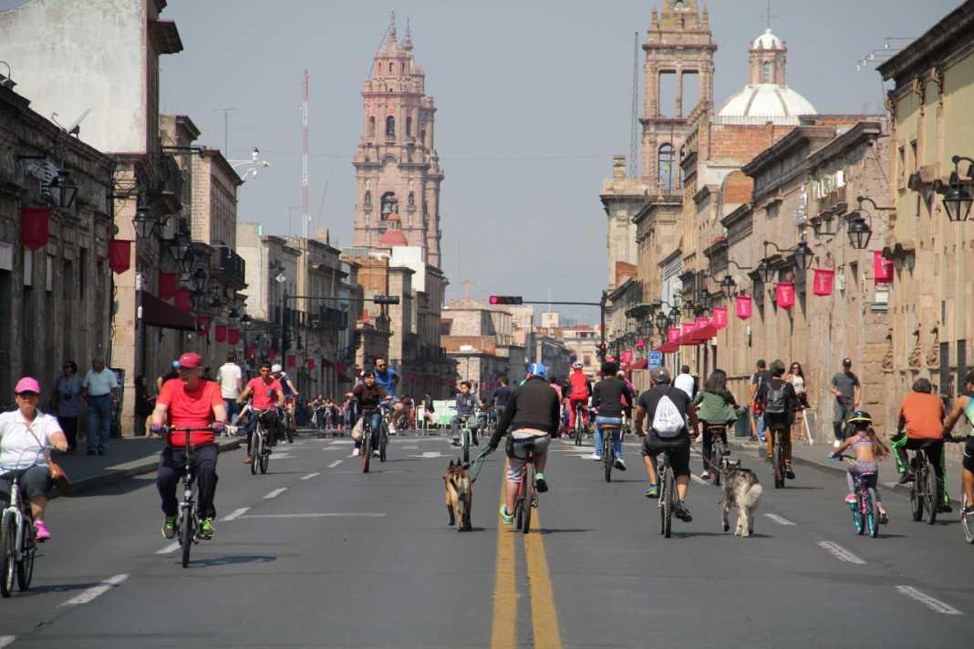 No se cerrará ciclovía recreativa dominical: Morón
