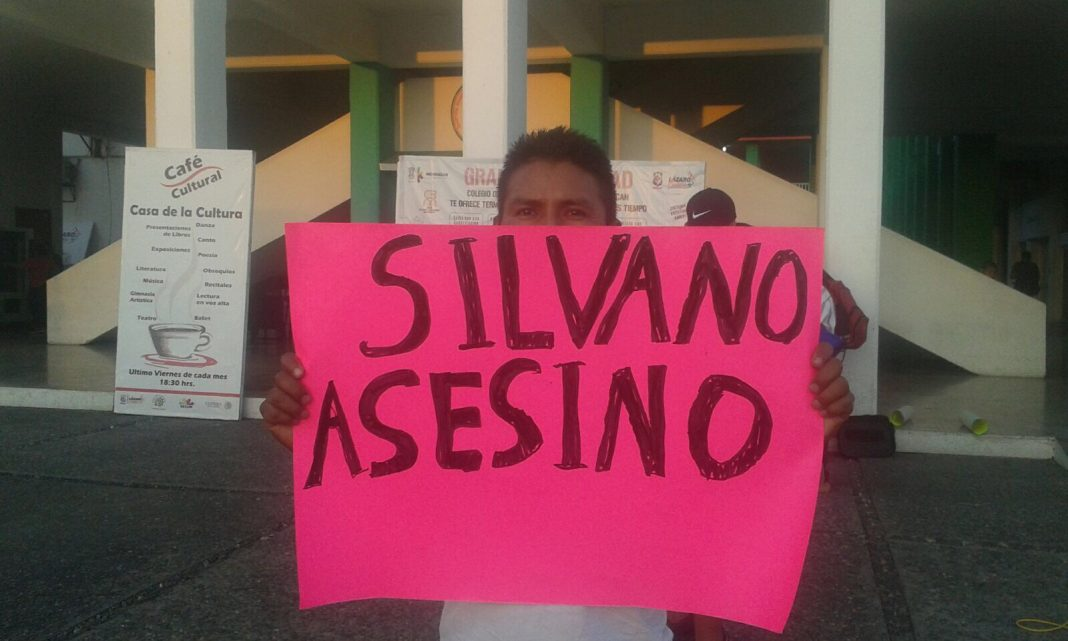 Denuncian FGR Silvano caso Arantepacua