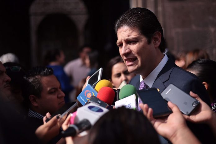 Mis opositores, aspirantes a gobernar Morelia: Alfonso