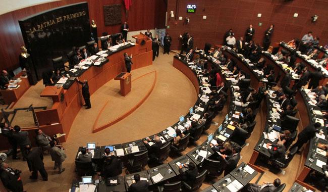 Contribuye Senado en construcción de mejores instituciones en México