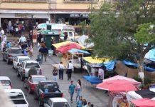 Retiro de ambulantes en Morelia