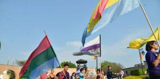 """La comunidad LGBTTIQ celebra el """"Día Internacional del Orgullo Gay"""""""