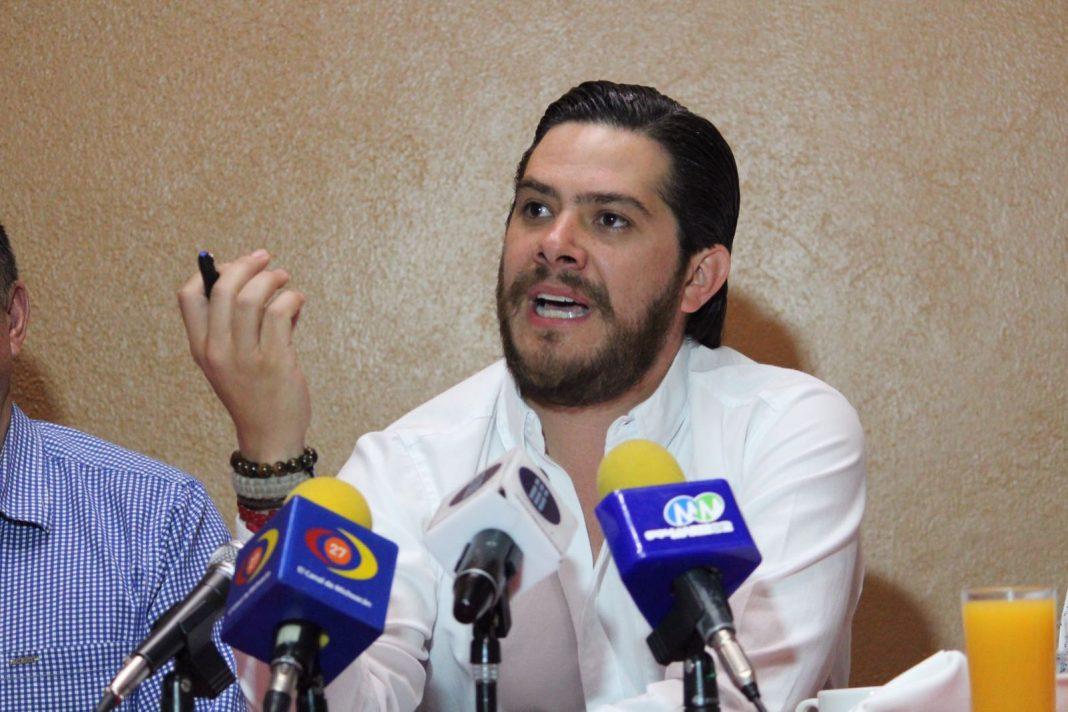 Bancada del PRI mantendrá agenda de propuestas ciudadanas: Eduardo Orihuela