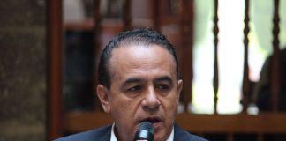 """""""Hay inseguridad, no ingobernabilidad"""": Sigala sobre asesinatos en Buenavista"""