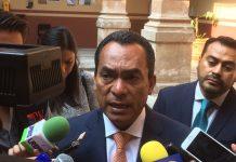 Adrián López Solís desconoce desbadana de funcionarios