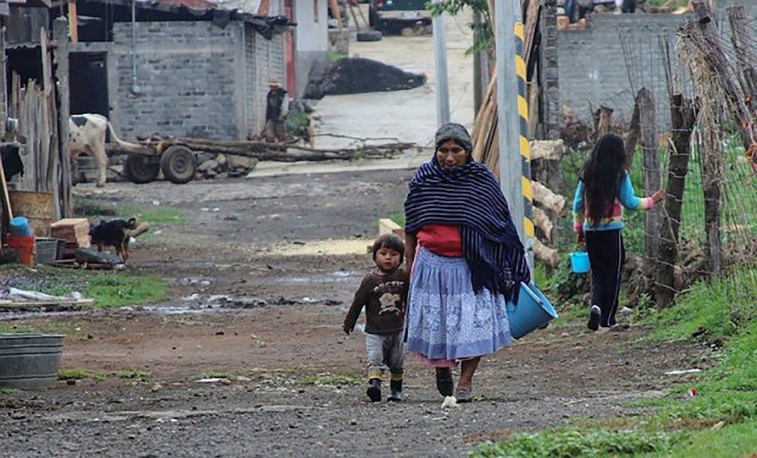 Sólo el 22.6% de los mexicanos vive sin pobreza