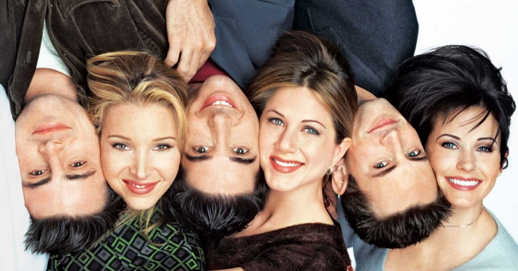 """Friends"", se convierte en la mejor serie de la historia"