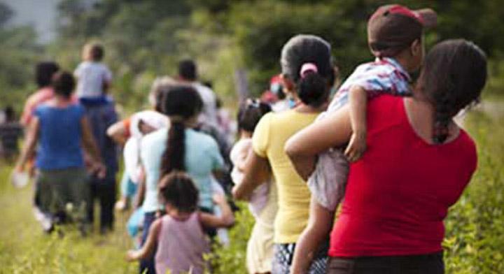 Partidos políticos hablan de migrantes pero no los apoyan