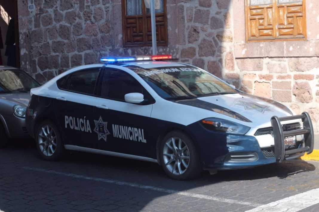 Reportan asalto efectuado por policías municipales en Morelia