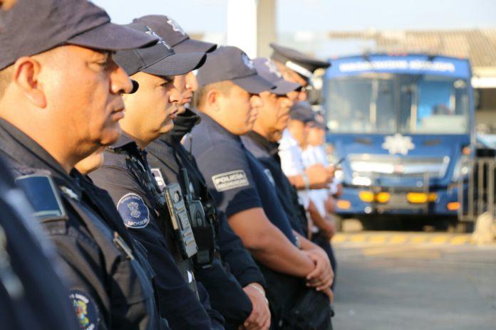 Implementará SSP fuerte operativo de seguridad para las fiestas patrias