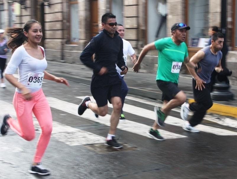 Este domingo, la 1ª Carrera Atlética, Corriendo por la Capacitación