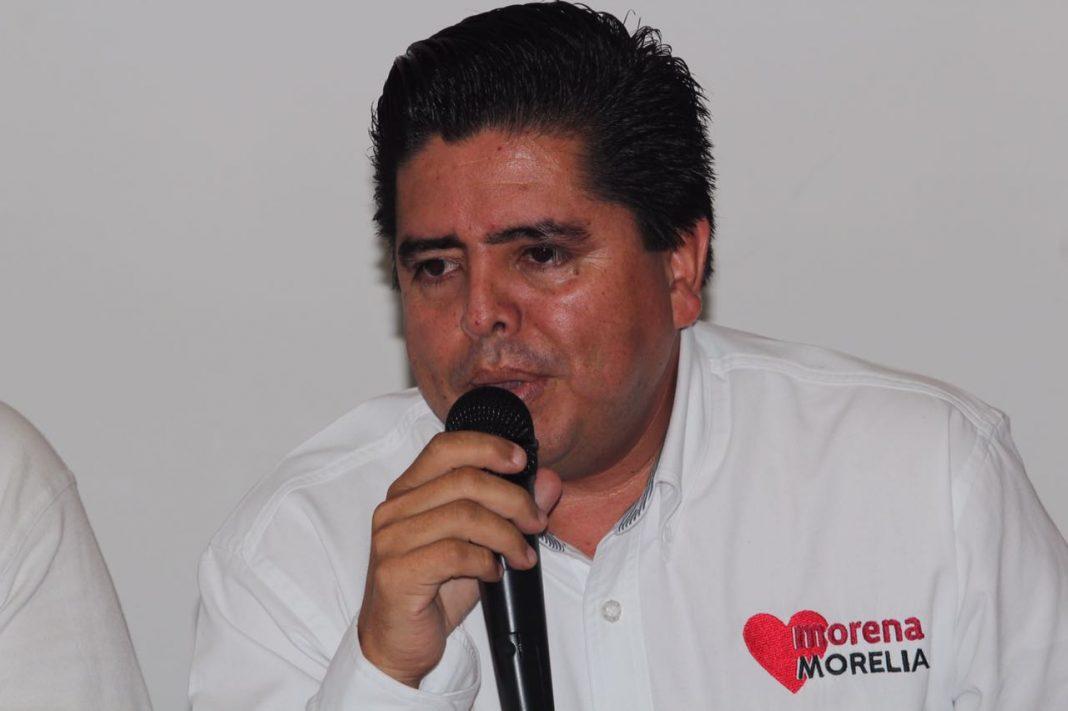Rechaza líder de MORENA relación ríspida con Silvano