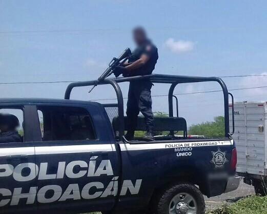 Inician búsqueda de cómplices de los enfrentamientos en Chilchota