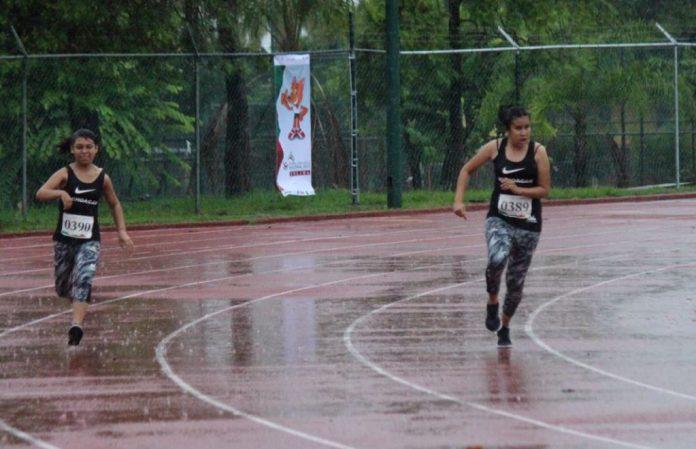 Oro y plata para Durango en Atletismo de la Paralimpiada Nacional