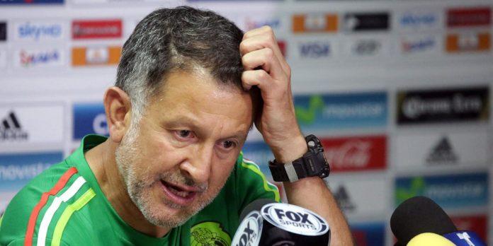 Selección Mexicana ya está en Costa Rica