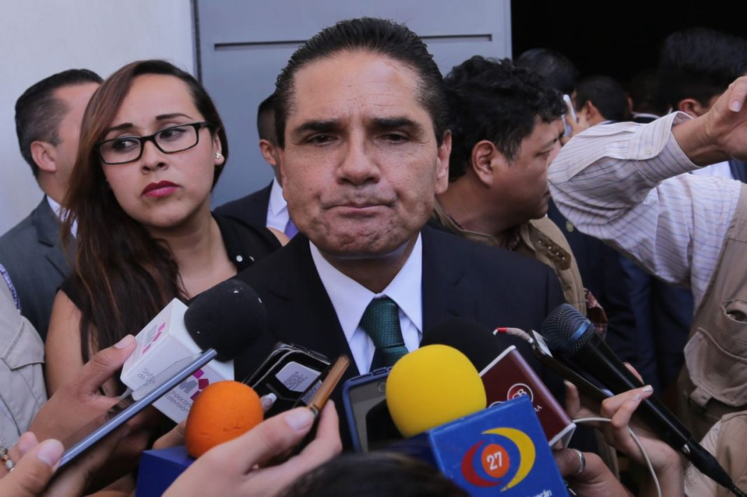"""""""No me interesa un fiscal a modo"""": Silvano"""