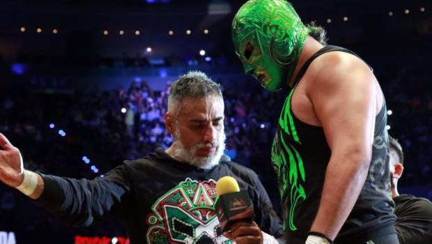 Twitch realizará un streaming de AAA Lucha Libre