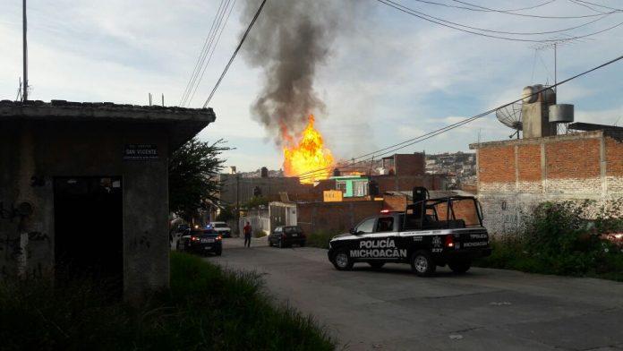Explosión en panadería deja un muerto y siete heridos