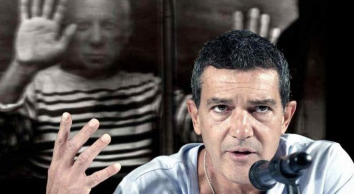 La nueva aventura de Antonio Banderas