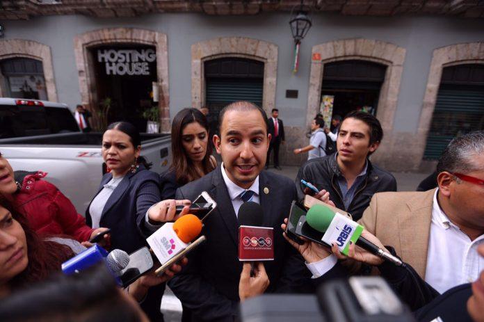 Frente Ciudadano por Mexico prepara gira por la República