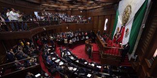 Congreso en retraso con ley de ingresos