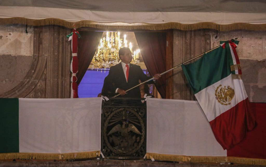 Saldo blanco tras Grito de Independencia en CDMX