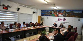 IEM aprueba más de 7 mil 900 candidaturas para proceso electoral