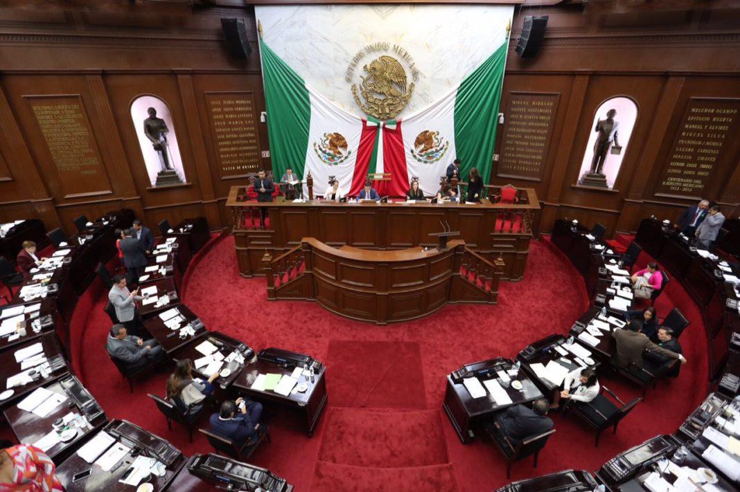 Nuevamente habrá cambio en la presidencia de la Mesa Directiva del Congreso del Estado