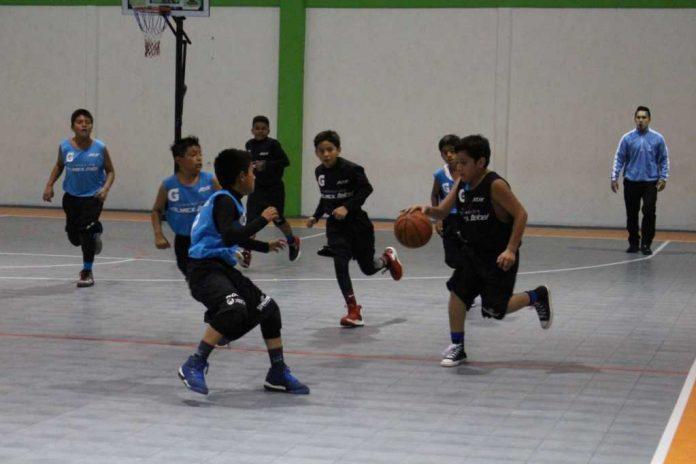 Uruapan será sede del estatal de la Liga Telmex-Telcel de basquetbol